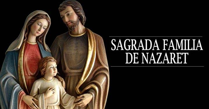 Festividad de la Sagrada Familia