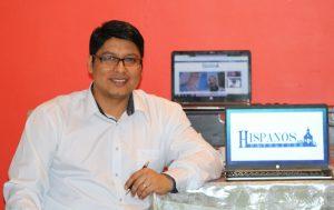 Alexander Terrazas. Editor web Hispanos Católicos