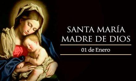 Santa María, Madre de Dios