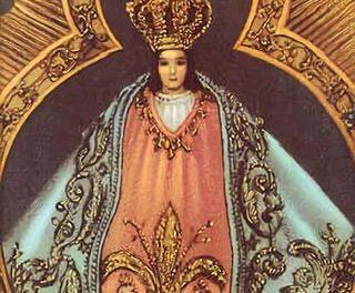 Santa patrona de Honduras