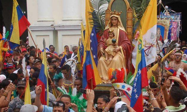 Santos patronos de Venezuela