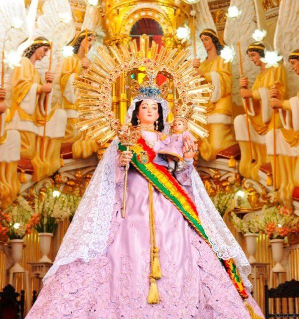 Santos patronos de Bolivia