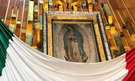 Santos patronos de México