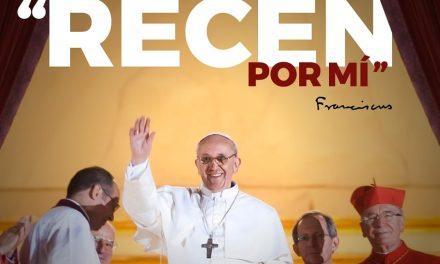 El Papa Francisco cumple siete años de su elección como pontífice de la Iglesia Católica