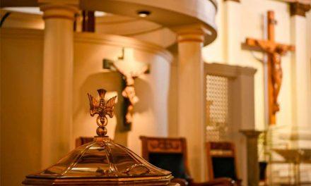 Corpus Christi: Domingo 14 de junio será la Misa del Papa Francisco en la Basílica de San Pedro