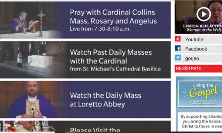 COVID-19: Los fieles recurren a la misa digital tras el cierre de la eucaristía diaria y dominical en Canadá