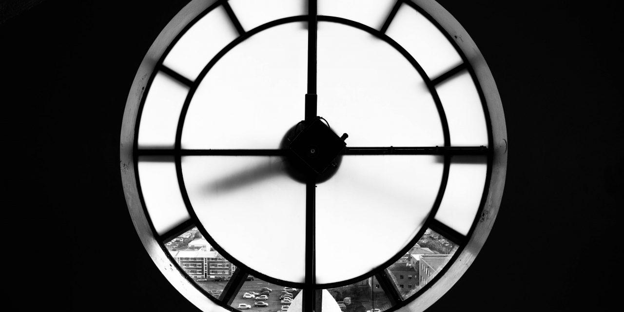 Carta del editor: ¿No tengo tiempo? Tenemos tiempo … usémoslo bien y con un propósito!
