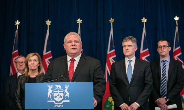 COVID-19: Provincia Ontario extiende la orden de 'quedarse en casa' hasta el 2 de junio de este año