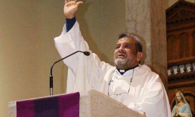 A seis meses de la partida del Padre Juan Triviño; hoy se celebrará una santa misa en su memoria