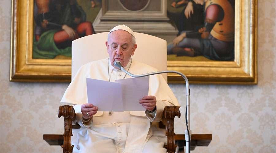 """El Papa Francisco llama a redescubrir la sacralidad de la tierra: """"También es la casa de Dios"""", dijo"""