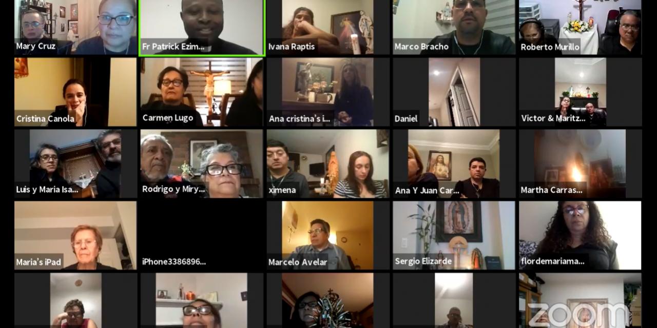 Carismáticos de Toronto invitan al último día de Novena virtual por el alma del Padre Juan Triviño