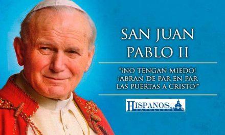 Iglesia Católica celebra con afecto y agradecimiento los 100 años del nacimiento de Juan Pablo II