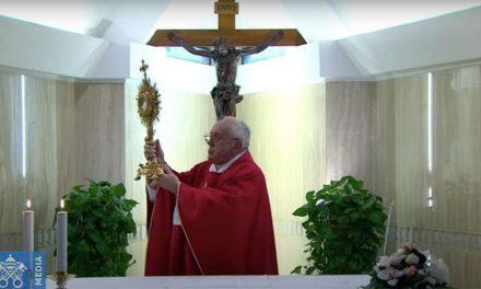 COVID-19: Papa Francisco pide sumarse al Día de oración, ayuno y misericordia por el fin de la pandemia