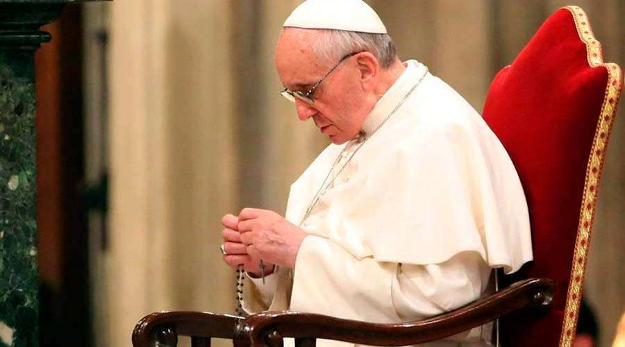 """Catequesis del Papa en la Audiencia General: """"rezar no es fácil; es un combate alegre y fatigoso"""""""