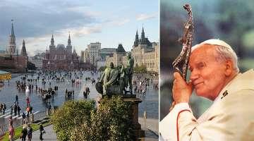 San Juan Pablo II y la Virgen de Fátima: Una historia que unió el cielo y la tierra