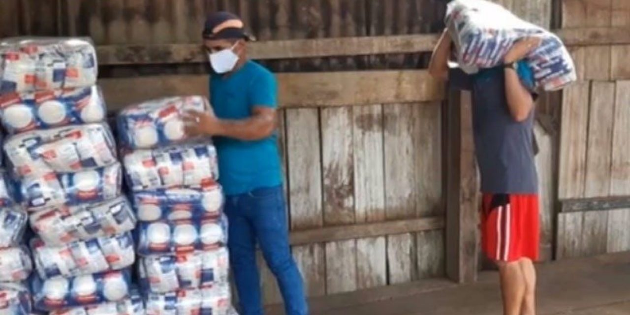 Bolivia. Iglesia Católica ayuda a centros de salud y a familias de la Amazonia