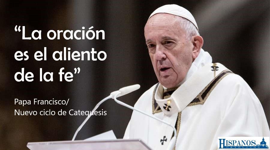 COVID-19: El Papa Francisco pide unirse en oración por el fin del coronavirus el 14 de mayo