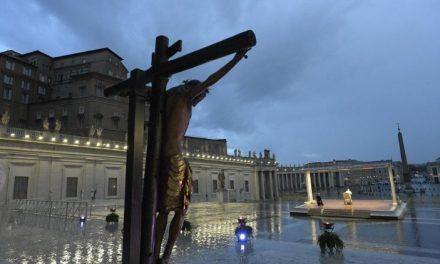 Papa Francisco sobre la pandemia: 'dejémonos contagiar por el amor, no por el virus' del Covid-19