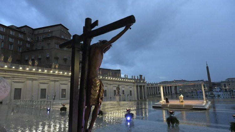 """El Papa Francisco: """"No todo termina con la muerte; pidamos al Señor que disuelva esa melancolía"""""""