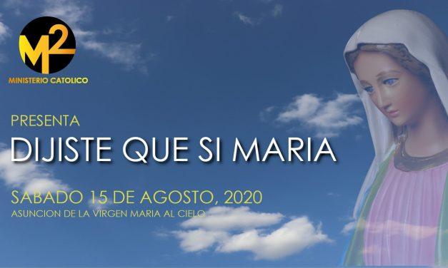 Conozca al ministerio católico M2, el apostolado familiar que alista el lanzamiento mundial de 'Dijiste que sí María',
