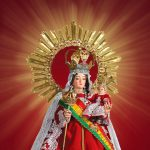 Festividad de la Virgen de Urkupiña, patrona de Bolivia