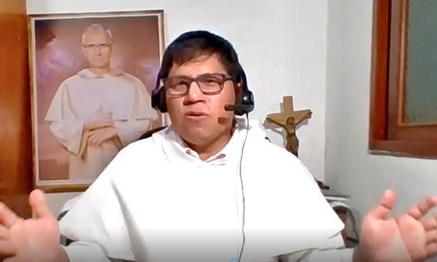 Hispanos Católicos da la bienvenida a su staff de columnistas a Fray Aldo Torrez