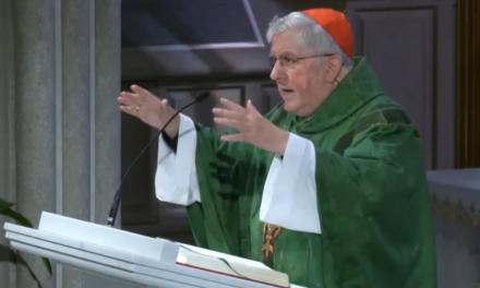 «Debemos transformarnos, no conformarnos», exhorta el cardenal Thomas Collins, arzobispo de Toronto