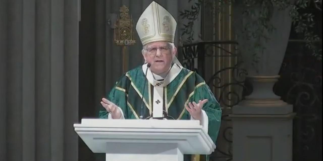 Cardenal Thomas Collins instituye el 'Domingo de Mayordomía' en toda la Arquidiócesis de Toronto