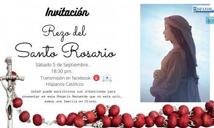 Hispanos Católicos – Canadá invita a rezar el Rosario durante septiembre por la campaña mundial 'pro-vida'