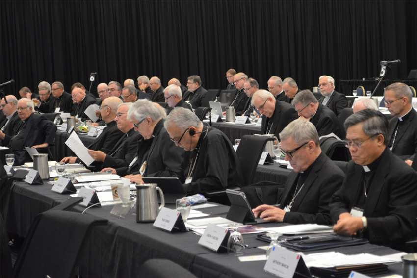Obispos canadienses discutirán el impacto futuro de la pandemia en la iglesia Católica de Canadá