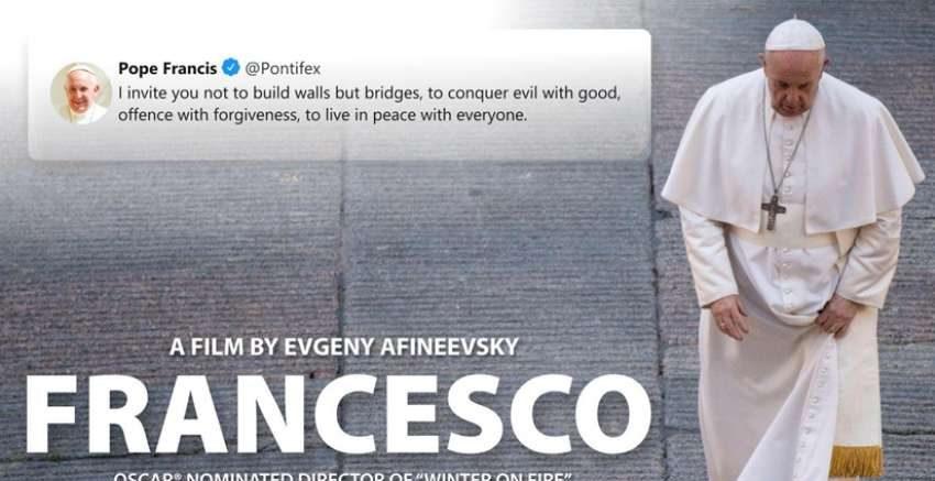 Las polémicas declaraciones del Papa sobre la unión civil entre personas del mismo sexo en documental
