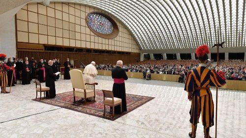 Catequesis del Papa Francisco. No al ateísmo cotidiano: «amo a Dios pero no a mi hermano»