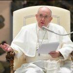 Catequesis del Papa: Es Dios quien hace la Iglesia, no el clamor de las obras