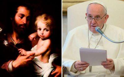 El Papa Francisco convoca un Año de San José: Así se puede obtener la indulgencia plenaria