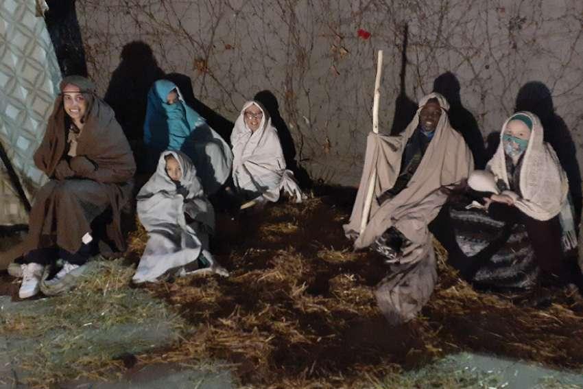 Las iglesias católicas de Barrie generan luz navideña en medio de la oscuridad por la pandemia