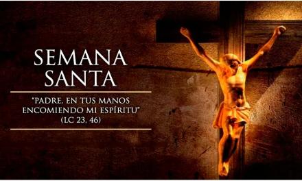 Semana Santa comenzará el 28 de marzo con el Domingo de Ramos y terminará el 4 de abril