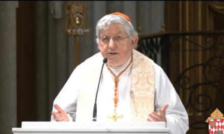 Arzobispo de Toronto Thomas Collins pide a los fieles católicos recibir la vacuna contra el Covid-19