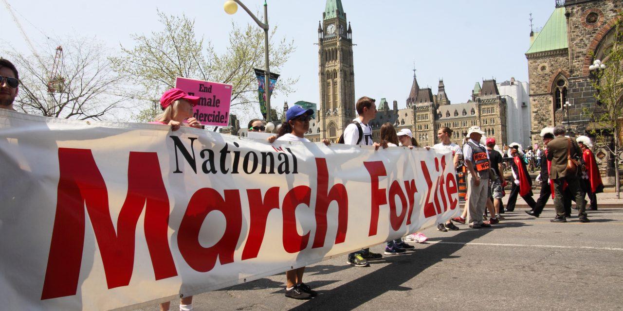 Marcha por la Vida regresa físicamente el 13 de mayo al Parliament Hill en Ottawa