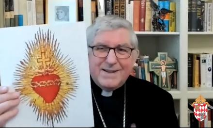 Arzobispo de Toronto nos invita a redescubrir el 'tesoro' del Sagrado Corazón de Jesús