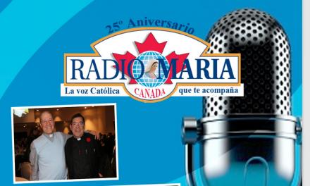 Radio María Canadá ya está en su nueva casa, Woodbridge, y el 12 de julio abre sus puertas al público