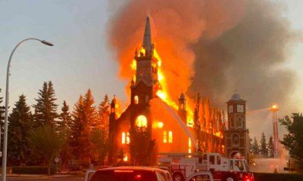 Carta del Editor: «Los actos vandálicos contra las iglesias no solucionan nada»