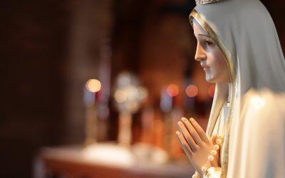 El Papa Francisco en el Ángelus: «Es la humildad la que atrajo la mirada de Dios hacia María»